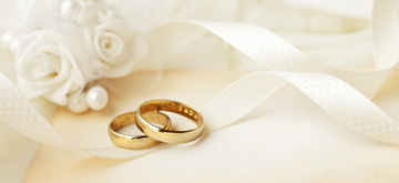 Buy wedding rings before, during or after Corona